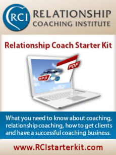 Free Relationship Coach Starter Kit!